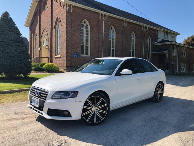 2010 Audi A4 2.0T-LEATHER-LOADED-CERTIFIED