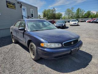 Used 2002 Buick Century CUSTOM for sale in Stittsville, ON