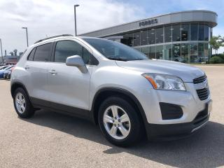 Used 2015 Chevrolet Trax LT \ ONE OWNER \ 0% FINANCING (OAC) \ for sale in Waterloo, ON