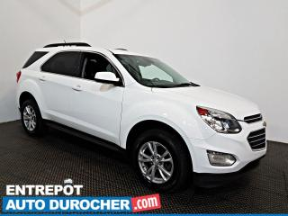 Used 2017 Chevrolet Equinox LT AWD AIR CLIMATISÉ - Sièges Chauffants for sale in Laval, QC