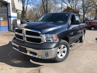 Used 2017 RAM 1500 ST | BACKUP CAM | BLUETOOTH | HEMI 4x4 for sale in Waterloo, ON
