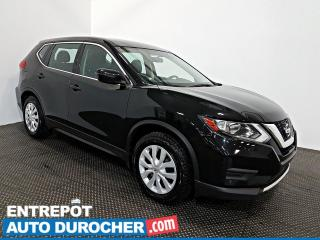 Used 2017 Nissan Rogue S AIR CLIMATISÉ - Sièges Chauffants for sale in Laval, QC