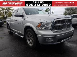 Used 2011 RAM 1500 LARAMIE | ONE OWNER | NAV | LEATHER | for sale in Hamilton, ON