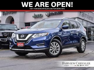 Used 2020 Nissan Rogue S l HEATED SEATS l HEATED WHEEL l BACK-UP CAM l for sale in Burlington, ON