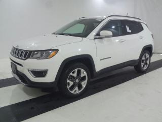 Used 2019 Jeep Compass Limited 4x4, 8.4