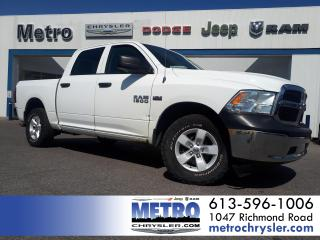 Used 2015 RAM 1500 ST 4X4 HEMI for sale in Ottawa, ON