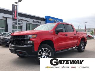 Used 2019 Chevrolet Silverado 1500 Custom Trail Boss/2CX/4X4/ for sale in Brampton, ON