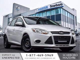 Used 2013 Ford Focus AUTO|HATCHBACK|CLEAN CARFAX for sale in Scarborough, ON