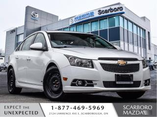 Used 2014 Chevrolet Cruze 2LT|AUTO|BLUETOOTH|1 OWNER for sale in Scarborough, ON