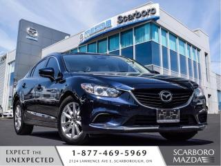 Used 2017 Mazda MAZDA6 LEATHER|MOONROOF|BACK UP CAMERA for sale in Scarborough, ON