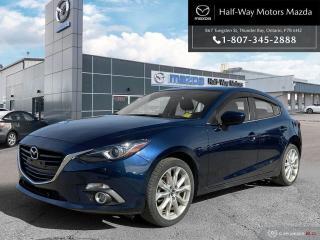 Used 2015 Mazda MAZDA3 GT-SKY at for sale in Thunder Bay, ON