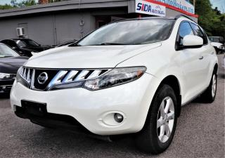 Used 2009 Nissan Murano AWD 4DR for sale in Richmond Hill, ON