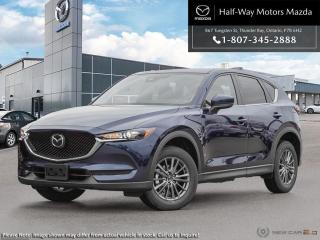 New 2020 Mazda CX-5 GS for sale in Thunder Bay, ON