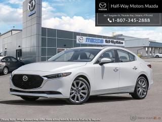 New 2019 Mazda MAZDA3 GT at for sale in Thunder Bay, ON