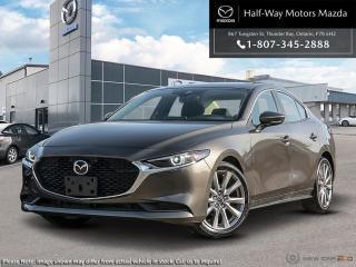 New 2020 Mazda MAZDA3 GS at for sale in Thunder Bay, ON