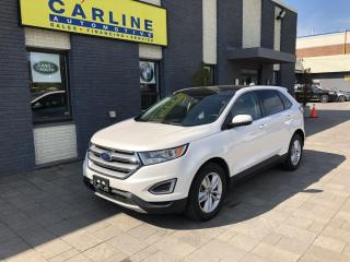 Used 2015 Ford Edge 4DR Sel AWD for sale in Nobleton, ON