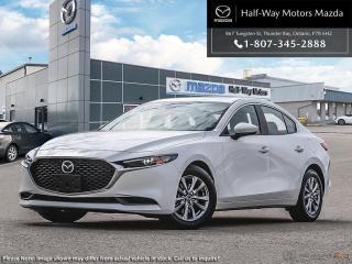 New 2019 Mazda MAZDA3 GS at for sale in Thunder Bay, ON