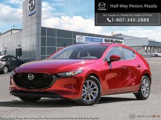 New 2020 Mazda MAZDA3 Sport GS at for sale in Thunder Bay, ON