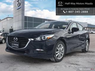 Used 2018 Mazda MAZDA3 GS at for sale in Thunder Bay, ON