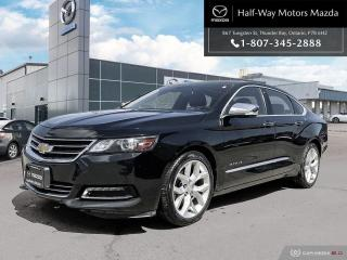 Used 2014 Chevrolet Impala LTZ for sale in Thunder Bay, ON