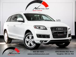 Used 2012 Audi Q7 3.0T Quattro|7 Passenger|Pano Roof|Camera|Heated F/R Seats for sale in Vaughan, ON