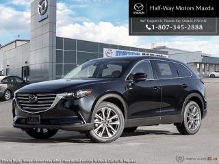 New 2019 Mazda CX-9 GS-L AWD for sale in Thunder Bay, ON