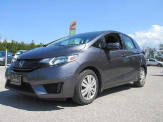 Used 2015 Honda Fit 5dr HB  LX for sale in Newmarket, ON