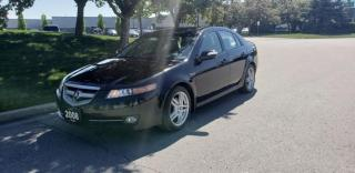 Used 2008 Acura TL 4dr Sdn w/Nav Pkg | 1 Owner | Accident-Free | Back-Up Cam for sale in Vaughan, ON