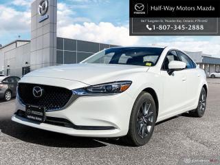 Used 2019 Mazda MAZDA6 GS-L for sale in Thunder Bay, ON