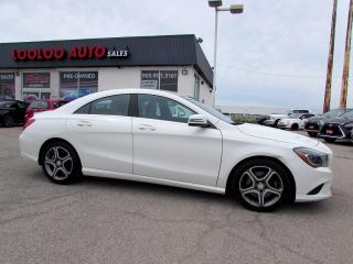 Used 2014 Mercedes-Benz CLA-Class CLA250 NAVIGATION CAMERA BLUETOOTH CERTIFIED for sale in Milton, ON