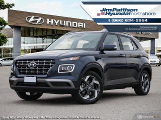 New 2020 Hyundai Venue Ultimate for sale in North Vancouver, BC