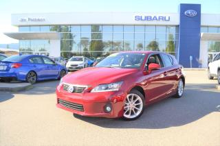 Used 2013 Lexus CT 200h HYBRID, ONLY 37000KM! for sale in Port Coquitlam, BC