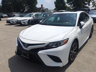 New 2020 Toyota Camry AUTO 4 CY SE SE Upgrade for sale in Mississauga, ON