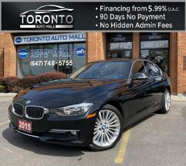 Used 2015 BMW 3 Series 320i xDrive Bluetooth Leather Moonroof Heated Seats No Accidents for sale in North York, ON