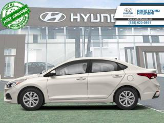 Used 2019 Hyundai Accent - Low Mileage for sale in Brantford, ON