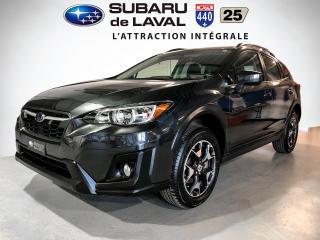 Used 2018 Subaru XV Crosstrek Touring for sale in Laval, QC