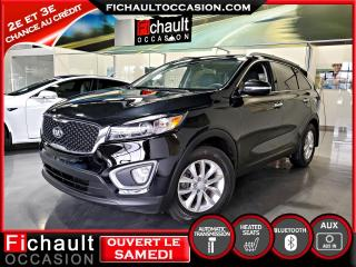 Used 2016 Kia Sorento LX 2,4 *** SIEGES CHAUFFANT*** for sale in Châteauguay, QC