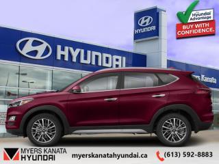 New 2020 Hyundai Tucson Luxury  - $209 B/W for sale in Kanata, ON