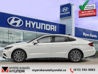 New 2020 Hyundai Sonata Ultimate  - $238 B/W for sale in Kanata, ON
