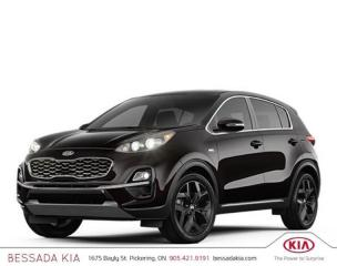 New 2020 Kia Sportage LX S AWD for sale in Pickering, ON