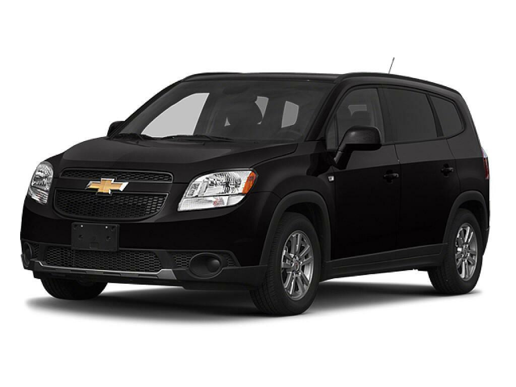 2013 Chevrolet Orlando LT