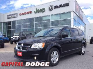Used 2019 Dodge Grand Caravan Crew Plus for sale in Kanata, ON