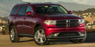 New 2020 Dodge Durango SXT for sale in Guelph, ON
