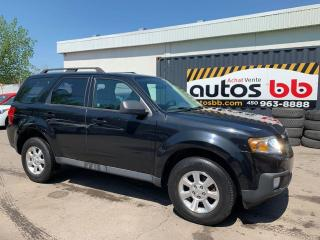 Used 2009 Mazda Tribute for sale in Laval, QC
