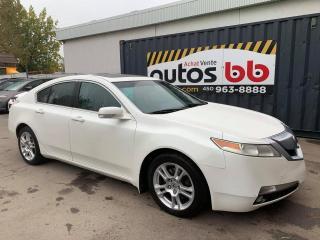 Used 2010 Acura TL for sale in Laval, QC
