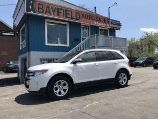 Used 2013 Ford Edge SEL **Leather/Panoramic Roof/Navigation** for sale in Barrie, ON