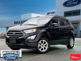 Used 2018 Ford EcoSport SE for sale in Mississauga, ON