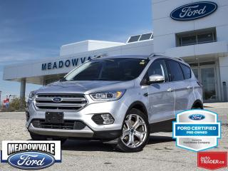 Used 2019 Ford Escape Titanium for sale in Mississauga, ON