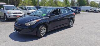 Used 2011 Hyundai Elantra GL for sale in Madoc, ON