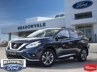 Used 2017 Nissan Murano SV for sale in Mississauga, ON
